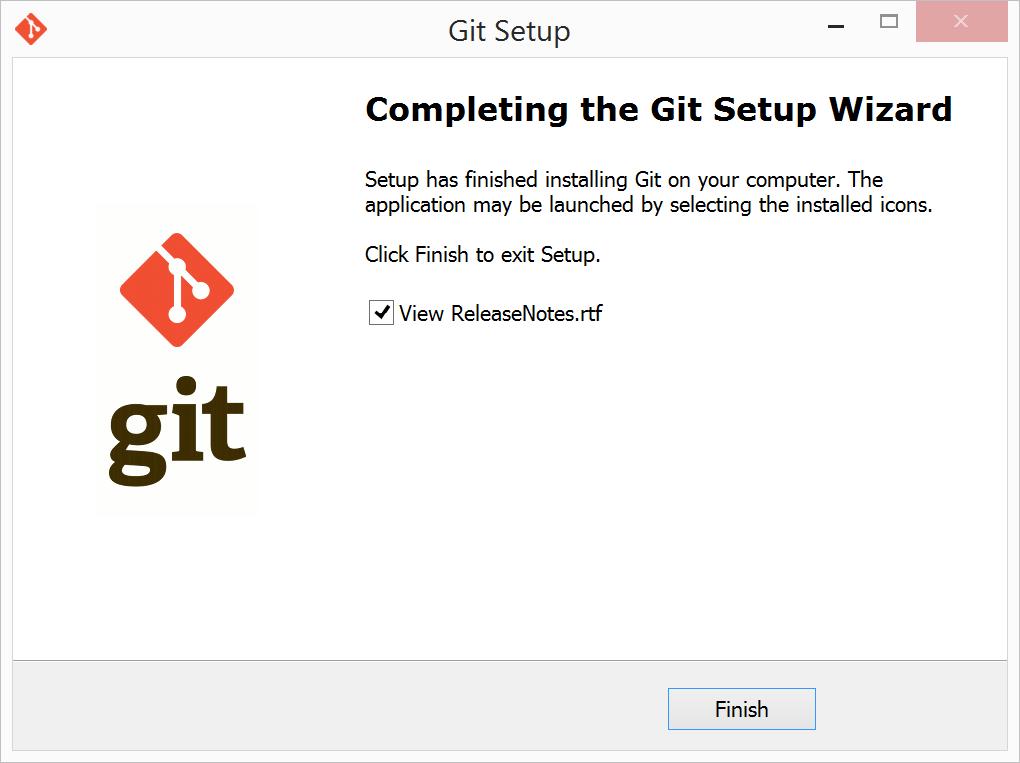 Installing msysGit – Git for Windows – ALM Guide – Esteban